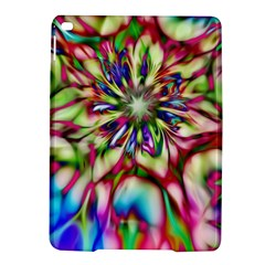 Magic Fractal Flower Multicolored Ipad Air 2 Hardshell Cases by EDDArt