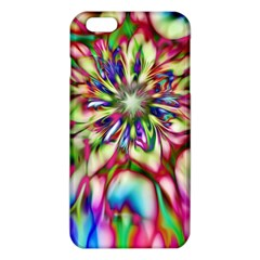 Magic Fractal Flower Multicolored Iphone 6 Plus/6s Plus Tpu Case by EDDArt