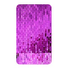 Purple Background Scrapbooking Paper Memory Card Reader by Amaryn4rt