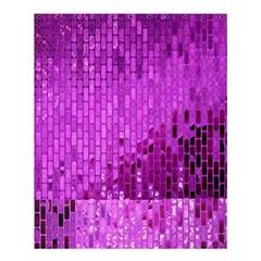 Purple Background Scrapbooking Paper Shower Curtain 60  X 72  (medium)  by Amaryn4rt