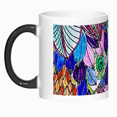 Wallpaper Created From Coloring Book Morph Mugs by Amaryn4rt