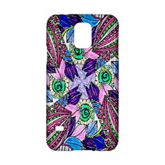 Wallpaper Created From Coloring Book Samsung Galaxy S5 Hardshell Case  by Amaryn4rt