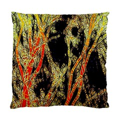 Artistic Effect Fractal Forest Background Standard Cushion Case (two Sides) by Amaryn4rt