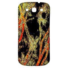 Artistic Effect Fractal Forest Background Samsung Galaxy S3 S Iii Classic Hardshell Back Case by Amaryn4rt