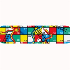 Snakes And Ladders Large Bar Mats by Amaryn4rt
