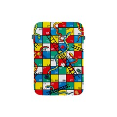 Snakes And Ladders Apple Ipad Mini Protective Soft Cases by Amaryn4rt