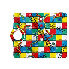 Snakes And Ladders Kindle Fire Hdx 8 9  Flip 360 Case by Amaryn4rt