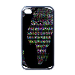 World Earth Planet Globe Map Apple Iphone 4 Case (black) by Amaryn4rt