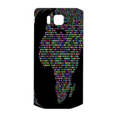 World Earth Planet Globe Map Samsung Galaxy Alpha Hardshell Back Case by Amaryn4rt