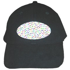 Pointer Direction Arrows Navigation Black Cap by Amaryn4rt