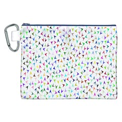 Pointer Direction Arrows Navigation Canvas Cosmetic Bag (xxl) by Amaryn4rt