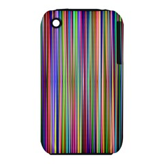 Striped Stripes Abstract Geometric Iphone 3s/3gs by Amaryn4rt