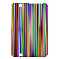 Striped Stripes Abstract Geometric Kindle Fire Hd 8 9  by Amaryn4rt