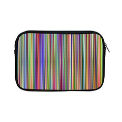 Striped Stripes Abstract Geometric Apple Ipad Mini Zipper Cases by Amaryn4rt