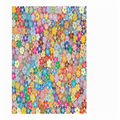 Sakura Cherry Blossom Floral Small Garden Flag (two Sides)