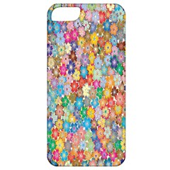 Sakura Cherry Blossom Floral Apple Iphone 5 Classic Hardshell Case by Amaryn4rt