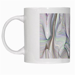 Abstract Background Chromatic White Mugs by Amaryn4rt
