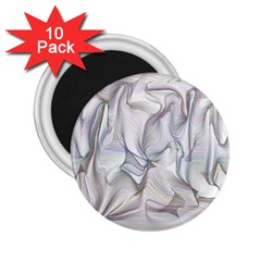Abstract Background Chromatic 2 25  Magnets (10 Pack)