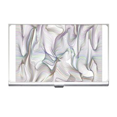 Abstract Background Chromatic Business Card Holders by Amaryn4rt