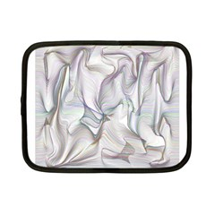 Abstract Background Chromatic Netbook Case (small)  by Amaryn4rt