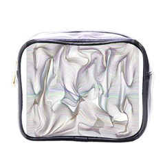 Abstract Background Chromatic Mini Toiletries Bags by Amaryn4rt