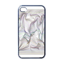 Abstract Background Chromatic Apple Iphone 4 Case (black) by Amaryn4rt