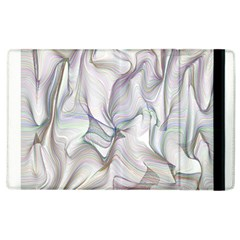 Abstract Background Chromatic Apple Ipad 2 Flip Case by Amaryn4rt