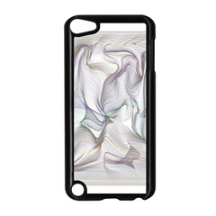 Abstract Background Chromatic Apple Ipod Touch 5 Case (black) by Amaryn4rt