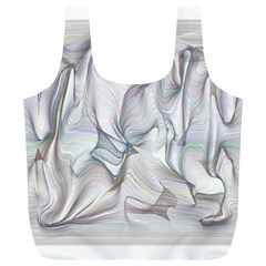 Abstract Background Chromatic Full Print Recycle Bags (l)  by Amaryn4rt