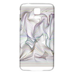 Abstract Background Chromatic Samsung Galaxy S5 Back Case (white)