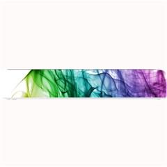 Colour Smoke Rainbow Color Design Small Bar Mats