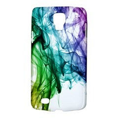 Colour Smoke Rainbow Color Design Galaxy S4 Active by Amaryn4rt