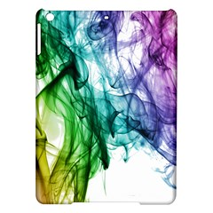 Colour Smoke Rainbow Color Design Ipad Air Hardshell Cases
