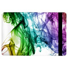 Colour Smoke Rainbow Color Design Ipad Air 2 Flip