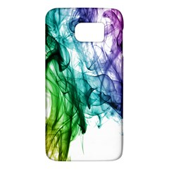 Colour Smoke Rainbow Color Design Galaxy S6