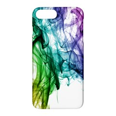 Colour Smoke Rainbow Color Design Apple Iphone 7 Plus Hardshell Case