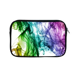 Colour Smoke Rainbow Color Design Apple Macbook Pro 13  Zipper Case