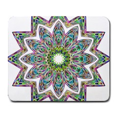 Decorative Ornamental Design Large Mousepads