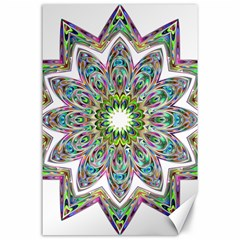 Decorative Ornamental Design Canvas 24  X 36