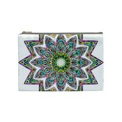 Decorative Ornamental Design Cosmetic Bag (medium)