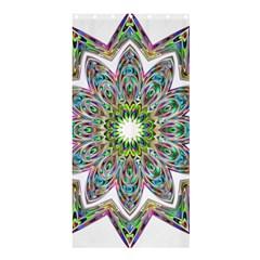 Decorative Ornamental Design Shower Curtain 36  X 72  (stall)