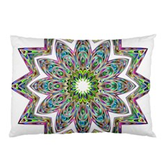 Decorative Ornamental Design Pillow Case (two Sides)