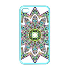 Decorative Ornamental Design Apple Iphone 4 Case (color)