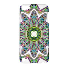 Decorative Ornamental Design Apple Ipod Touch 5 Hardshell Case by Amaryn4rt