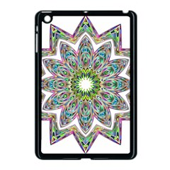 Decorative Ornamental Design Apple Ipad Mini Case (black)