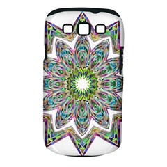 Decorative Ornamental Design Samsung Galaxy S Iii Classic Hardshell Case (pc+silicone)