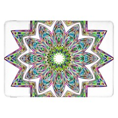 Decorative Ornamental Design Samsung Galaxy Tab 8 9  P7300 Flip Case