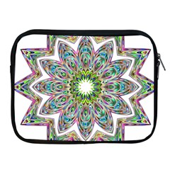 Decorative Ornamental Design Apple Ipad 2/3/4 Zipper Cases