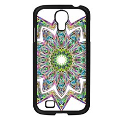Decorative Ornamental Design Samsung Galaxy S4 I9500/ I9505 Case (black)