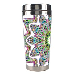 Decorative Ornamental Design Stainless Steel Travel Tumblers